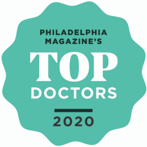 2020 Top Doctors by Philadelphia magazine