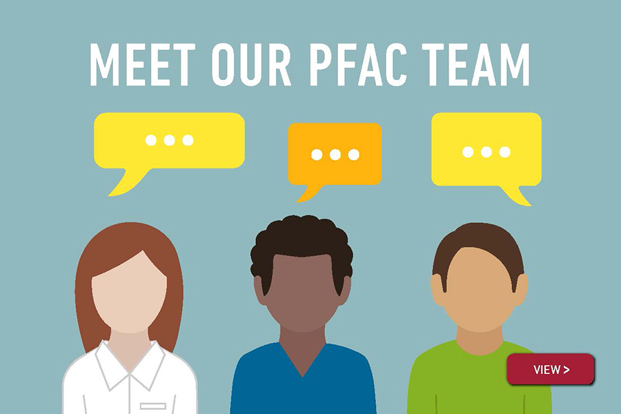 Meet Our PFAC Team