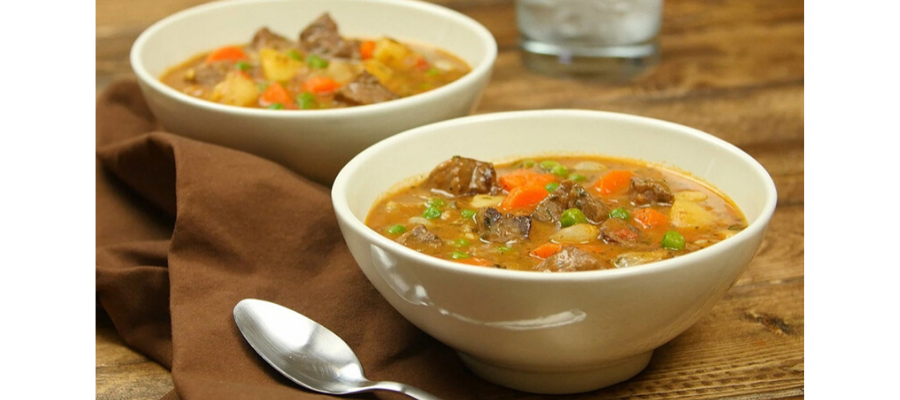 Slow cooker harvest stew