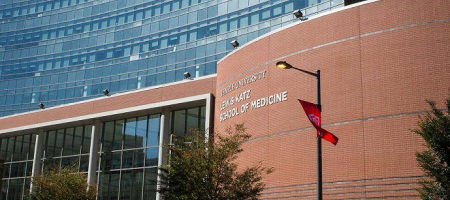 Lewis Katz School of Medicine at Temple University is Ranked Among