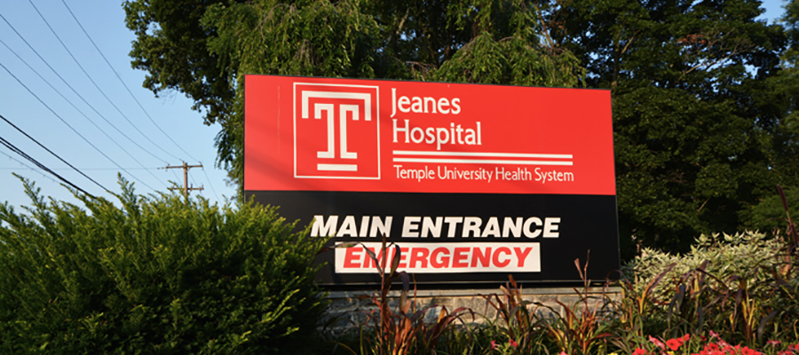 Directions & Parking | Jeanes Hospital | Temple Health