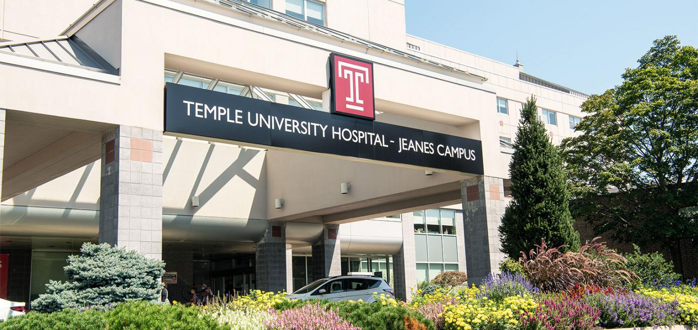 Temple University Hospital – Jeanes Campus