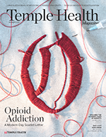 Temple Health Magazine Summer 2019 Cover