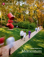 Fox Chase Annual Report 2015 Cover