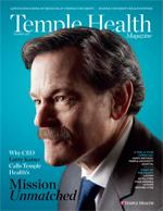 Temple Health Magazine Summer 2017 Cover