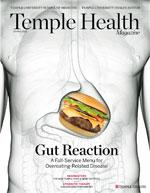 Temple Health Magazine Spring 2015 Cover