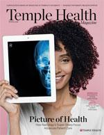 Temple Health Magazine Spring 2016 Cover