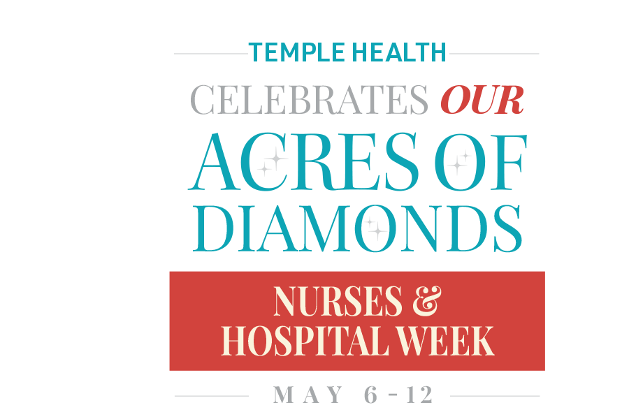 Temple Health Nurses & Hospital Week