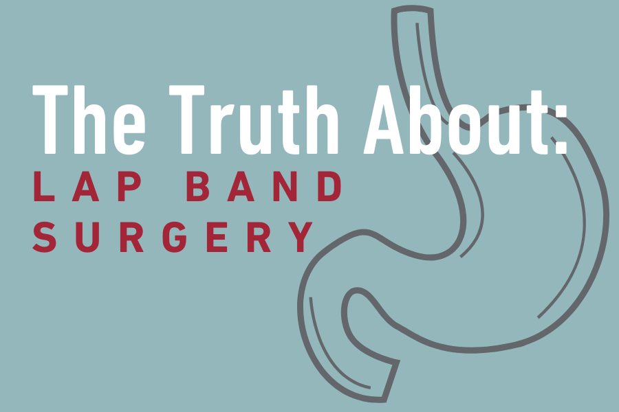 The truth about lap band surgery