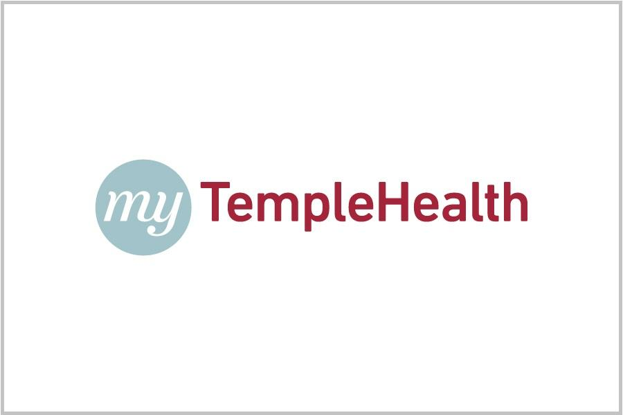My Temple Health logo