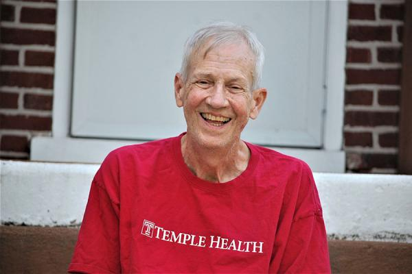 John M., lung transplant recipient