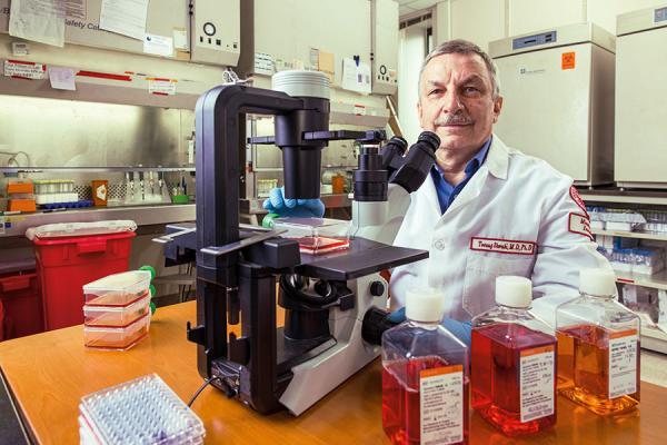 Tomasz Skorski, MD, PhD, DSc, Director of Fels Cancer Institute for Personalized Medicine