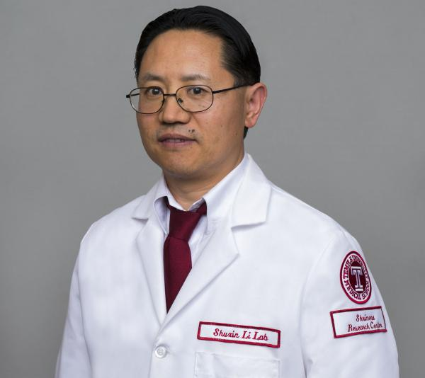 Shuxin Li, MD, PhD