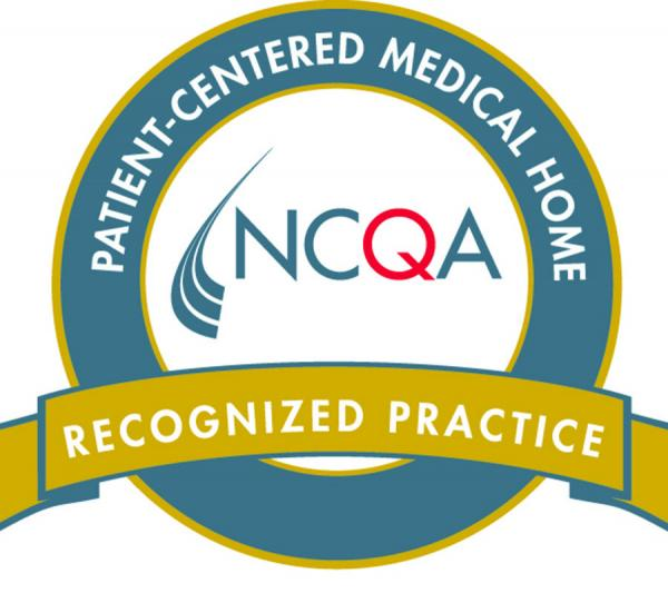Patient centered medical home badge