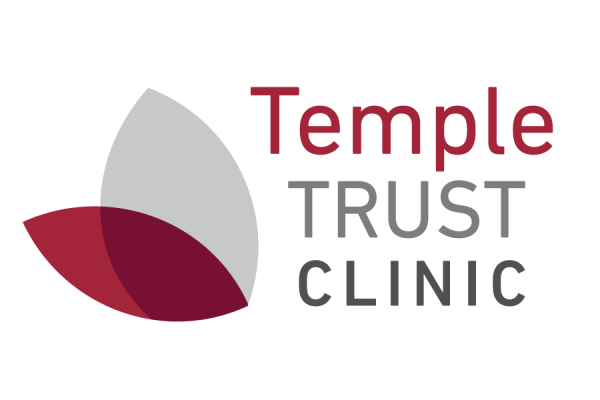 Temple University Hospital Trust Clinic Logo